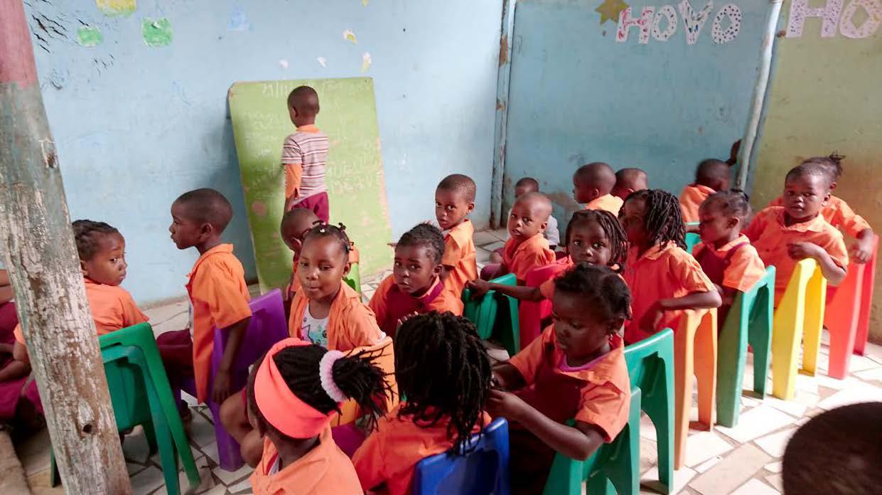 Mosambik – Den Kreislauf der Armut durchbrechen